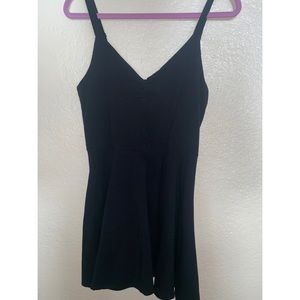 Mine black dress